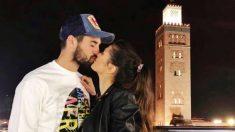 Isco ha decidido desconectar junto a su pareja Sara Sálamo en Marrekech. (Instagram)