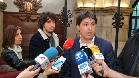 José Rosiñol, presidente de Societat Civil Catalana.