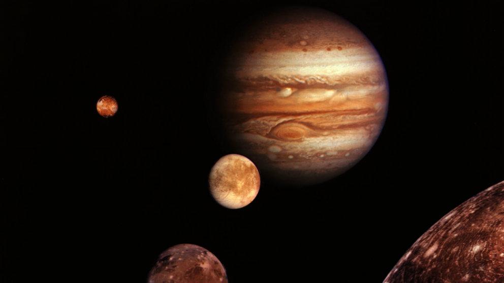 lunas júpiter