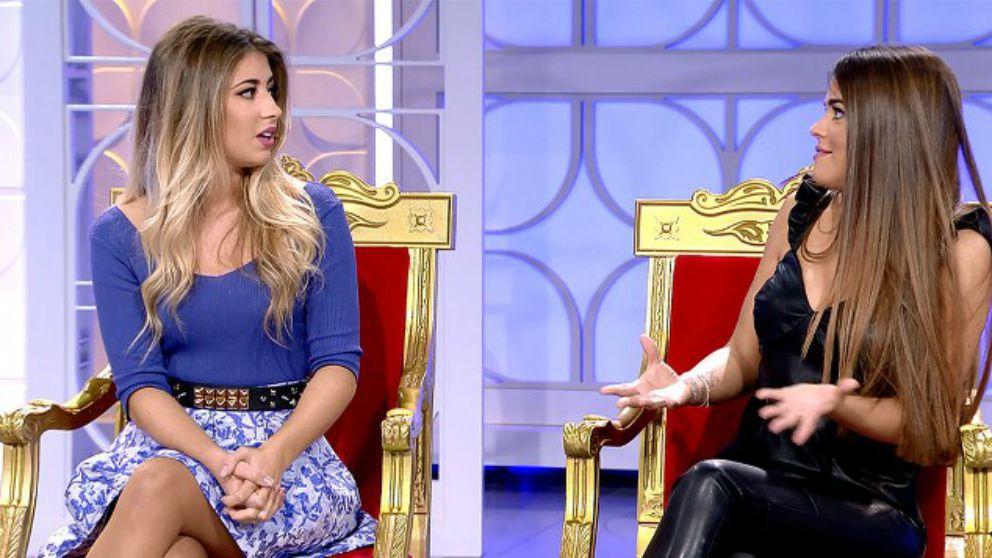 Sophie y Violeta de 'MYHYV' discuten por sus pretendientes