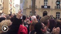Los asistentes al funeral del pequeño Gabriel han proclamado su desacuerdo con la posible derogación de la prisión permanente revisable