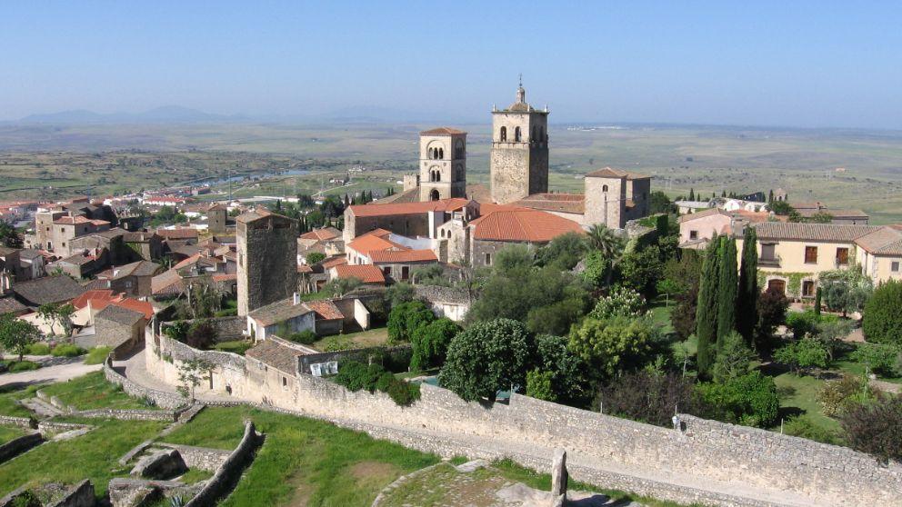 Todos los lugares históricos, monumentos y rincones que ver en Trujillo.