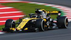 Renault quiere seguir progresando esta temporada, en la que se ha marcado el objetivo de acabar en el cuarto lugar del mundial de constructores, mejorando dos puestos su actuación de 2017. (Getty)