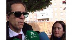 Esteban Hernández Thiel, abogado de Ana Julia Quezada.