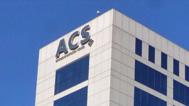ACS se dispara un 8% tras pactar con Atlantia la compra de Abertis