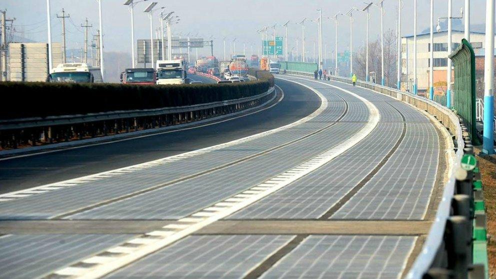La primera autopista solar del mundo entrará en funcionamiento en China en el año 2022, con una extensión de 161 kilómetros.