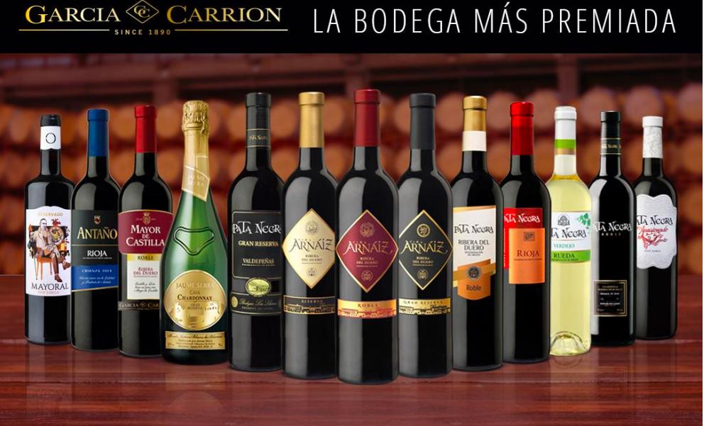 Bodegas García Carrión (Foto. García Carrión)