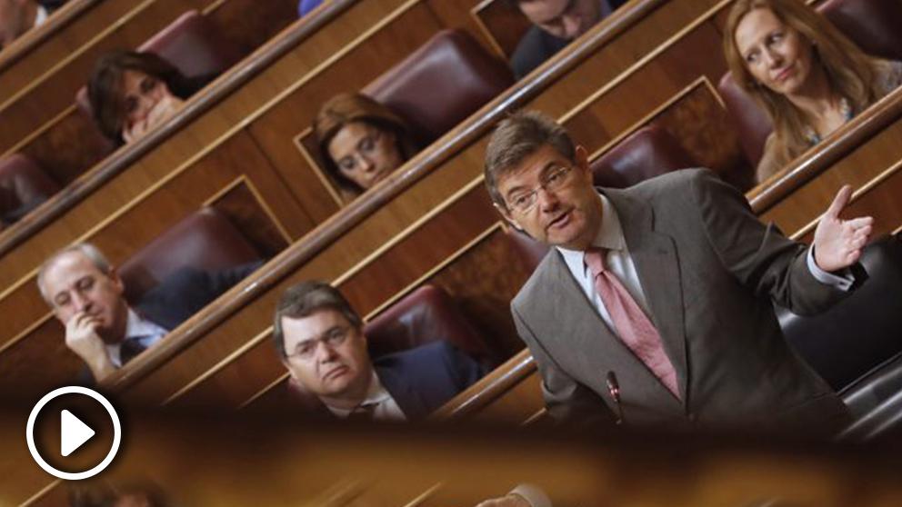 Rafael Catalá. (Foto: EFE)