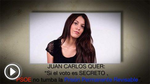 Entrevista de Cake Minuesa a Juan Carlos Quer.