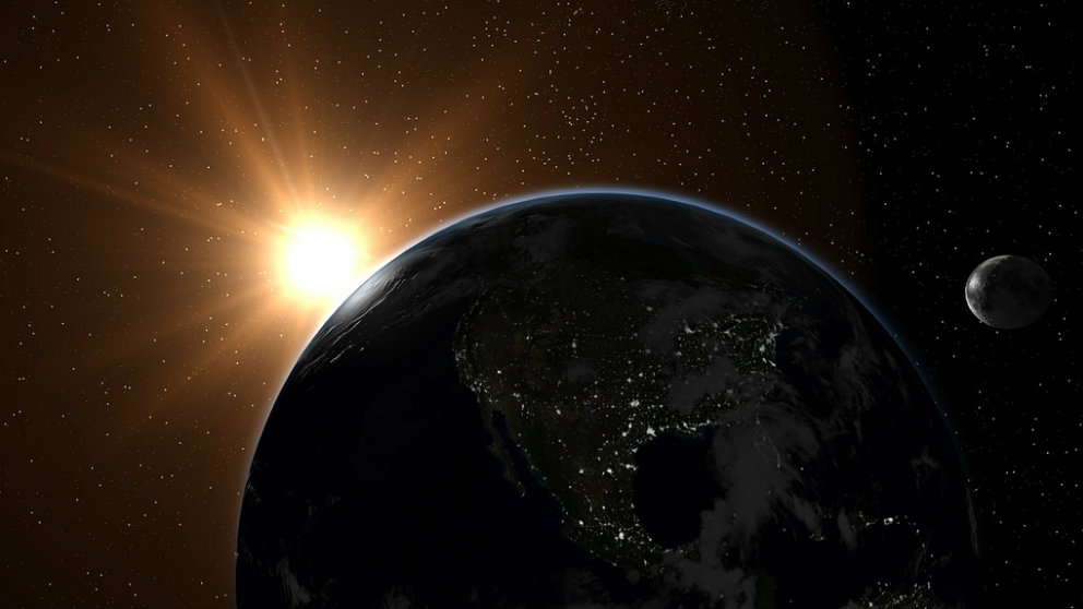 Cuál Es La Distancia De La Tierra Al Sol