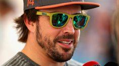 Fernando Alonso ha reconocido que su participación en las 500 millas de Indianápolis le hizo plantearse muy seriamente la retirada de la Fórmula 1. (getty)