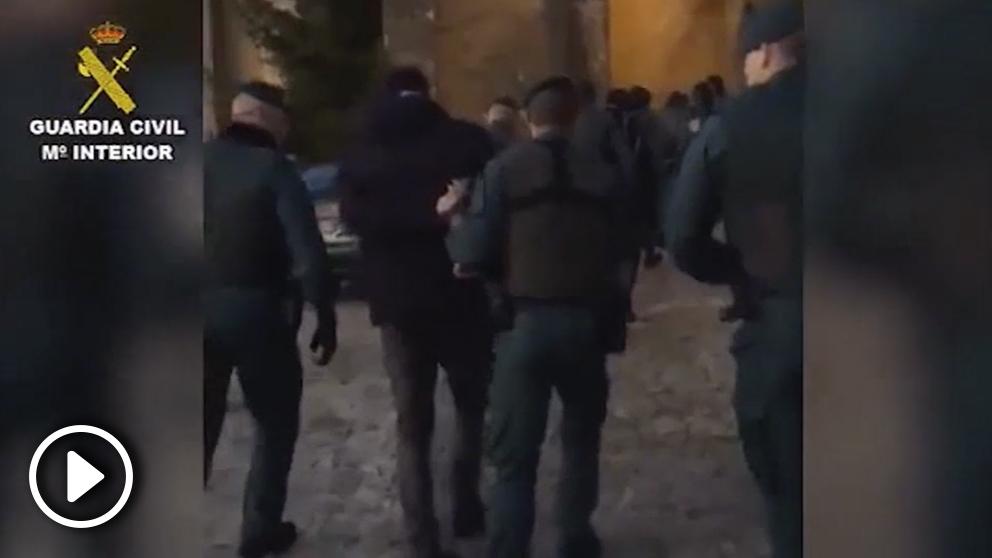 Guardia Civil detiene en Navarra a un convertido al Islam