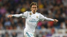 Luka Modric es uno de los mejores centrocampistas de la última década. (Getty)