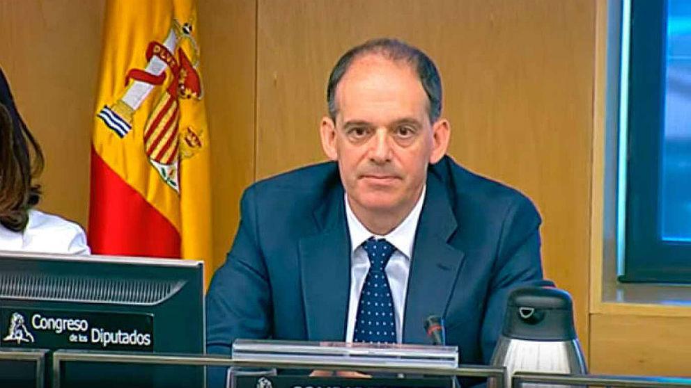 El inspector de la UDEF Manuel Morocho, jefe de la investigación del 'caso Gürtel'.