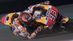 Marc Márquez considera que la carrera inaugural del mundial de MotoGP será una de las más disputadas del año, especialmente después de que todos los pilotos entrenasen sobre el trazado de Losail hace unos días. (Getty)