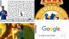 Los mejores memes del Barcelona – Chelsea.