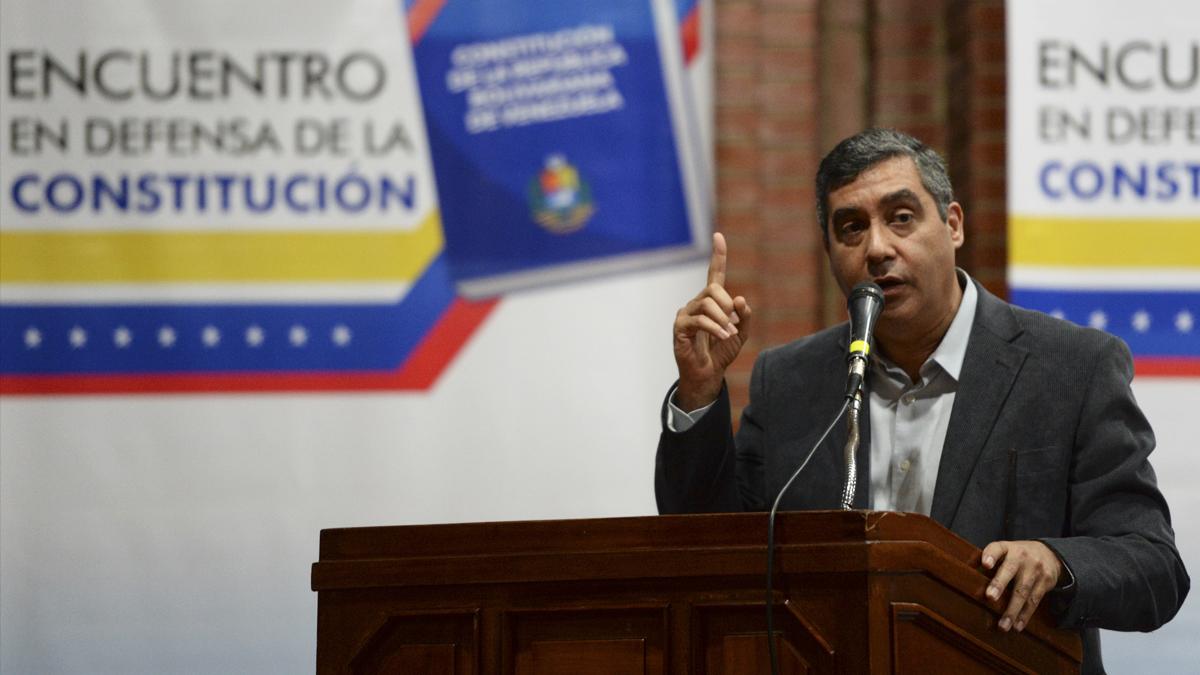 Detenido el ex ministro del interior de venezuela for Ex ministro del interior