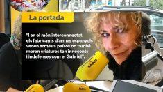 Mónica Terribas. (Foto: Catalunya Ràdio)