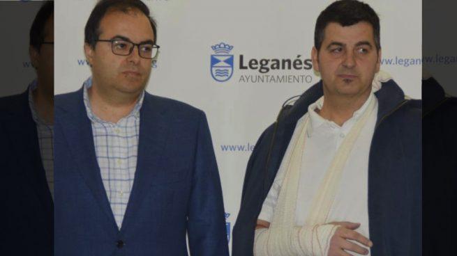 Imputan a un alto cargo del PSOE de Leganés por presentar una denuncia falsa de agresión