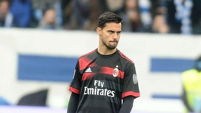 El Milan pone a la venta a Suso
