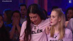 Belén, primera expulsada de 'Fama a bailar'