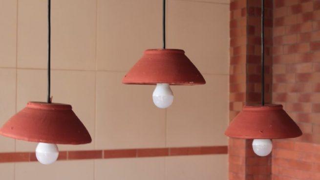 hacer lamparas originales