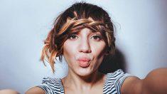 Guía de pasos para hacer recogidos con el pelo corto de forma fácil