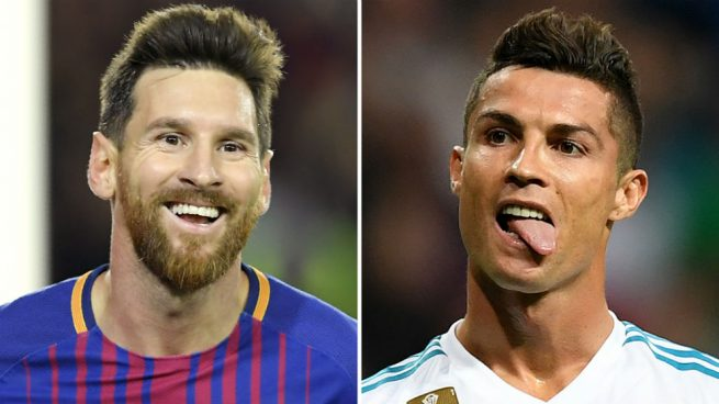 Sigue el pulso entre Cristiano y Messi en la Champions