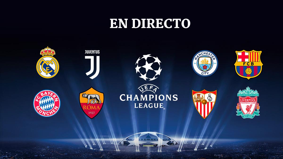 Champions Hoy Man City Vs Real Madrid En Vivo Hoy