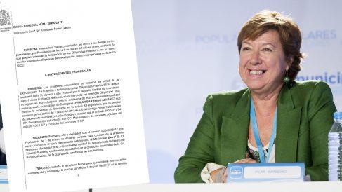Pilar Barreiro, senadora del PP. (Foto: PP)