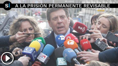 Declaraciones del padre de Diana Quer sobre la prisión permanente revisable.