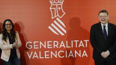Ximo Puig y Mónica Oltra