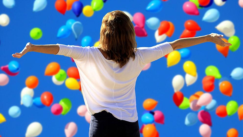 El Día Internacional de la Felicidad coincide este año con el equinoccio de primavera.
