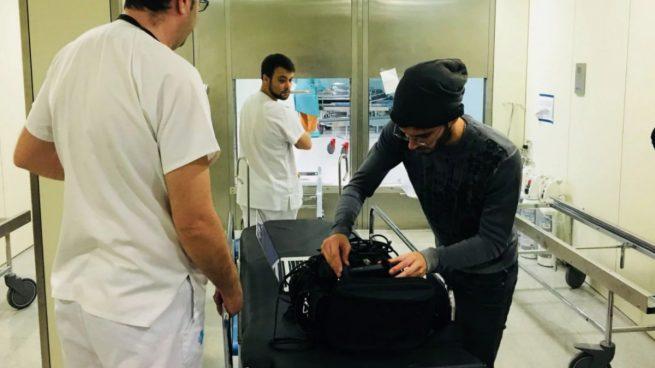 sonar+d-vall-dhebron-hospital