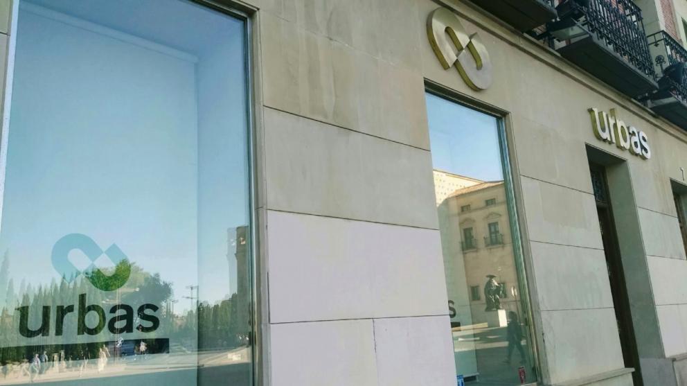 Oficina de la inmobiliaria Urbas