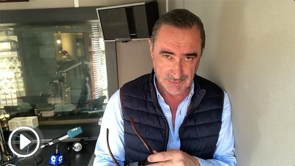 Carlos Herrera sobre la prisión permanente revisable.