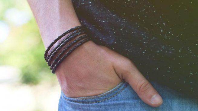 Hacer pulseras de cuero