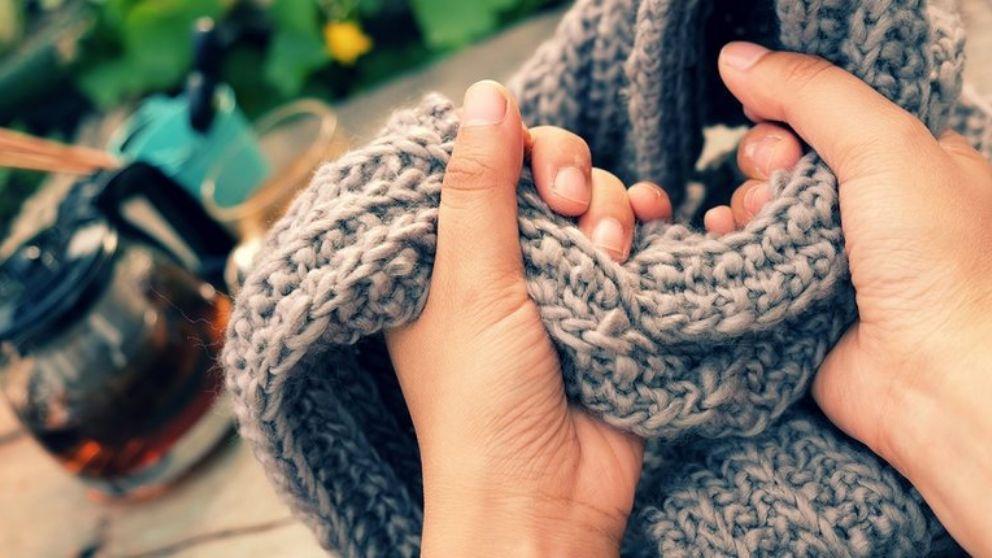 Cómo hacer una bufanda de manera fácil paso a paso