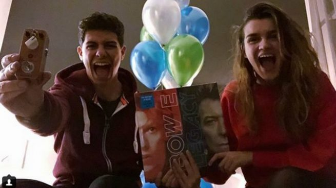 Descubre los regalos que Amaia hizo a Alfred por su 21 cumpleaños
