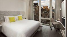 Innside New York Nomad (Foto. Meliá Hotels)