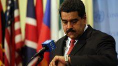 El presidente de Venezuela, Nicolás Maduro (Foto: GETTY).