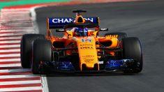 McLaren reconoce no saber a ciencia cierta cuál es el verdadero rendimiento del nuevo MCL33, aunque esperan estar peleando por la parte más alta de la zona media de la parrilla. (Getty)