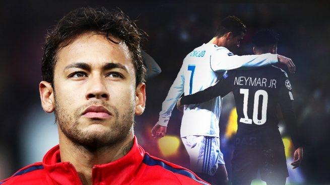 Neymar tiene prisa por ir al Real Madrid