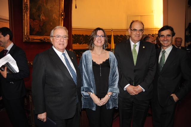 La Fundación A.M.A. otorga el quinto Premio Nacional de Derecho Sanitario