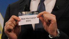 Shevchenko sacó la bola del Real Madrid. (AFP)