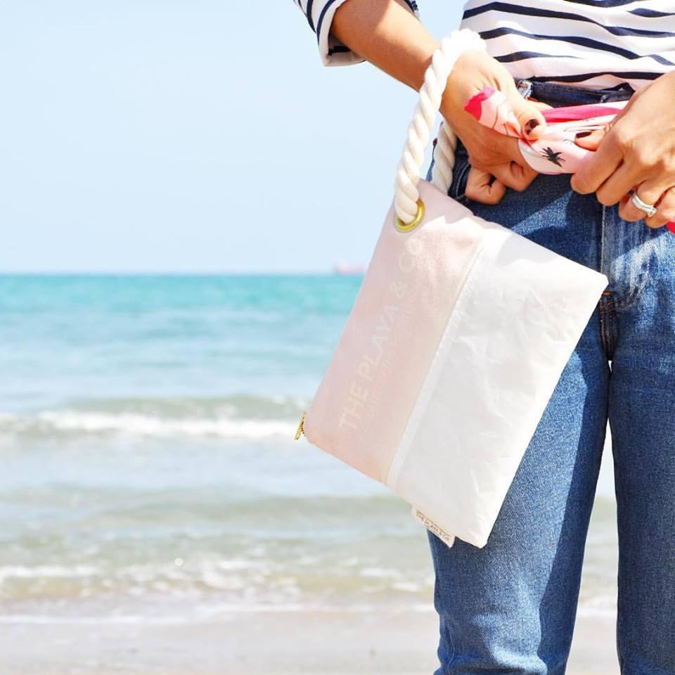 The Playa & Co: la marca 'eco' y solidaria de la diseñadora nupcial Cristina Piña