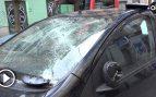 ¿Se hace cargo el seguro de los coches quemados en los disturbios de Lavapiés?