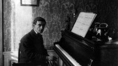 Maurice Ravel en una imagen de archivo.