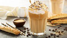Receta de café capuchino auténtico fácil de preparar