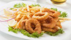 Receta de calamares con patatas fácil de preparar